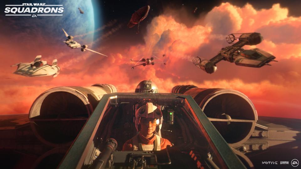Star Wars Game Play