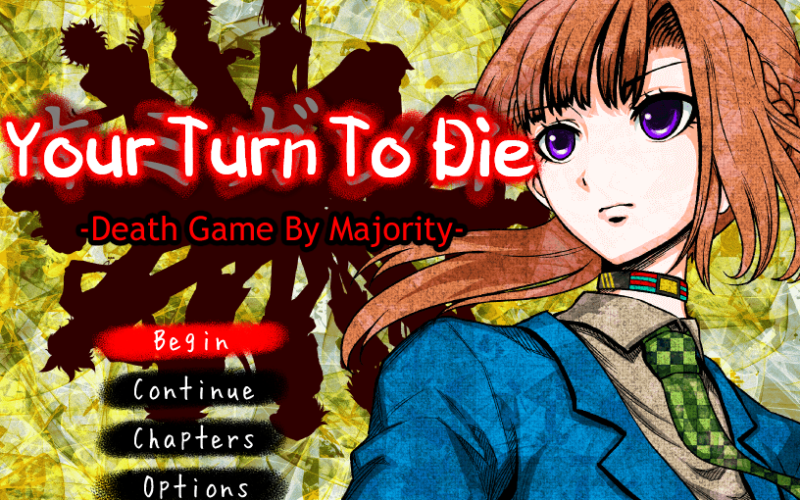 Your Turn to Die- Chapter 3